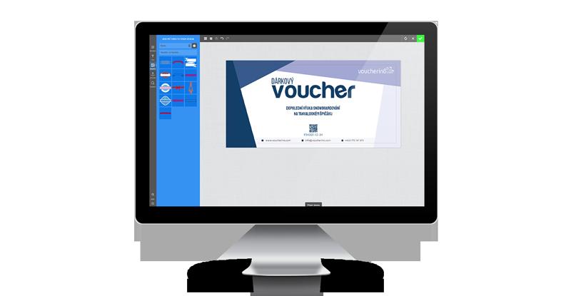 Štýlové darčekové poukazy pre vaše podnikanie | Voucherino.com